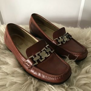 Cole Haan Leather Loafer